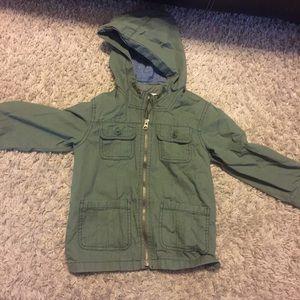 c457ceb3f Old Navy Jackets & Coats | Kids Army Green Jacket Size 5t | Poshmark