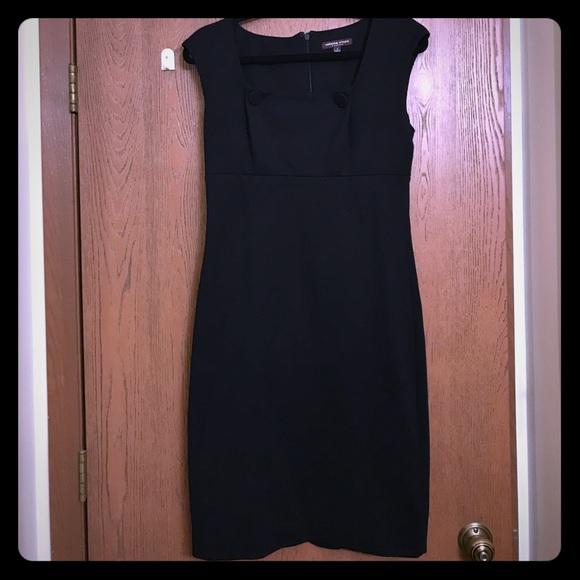 d0128d10 Adrienne Vittadini Dresses | Black Dress | Poshmark