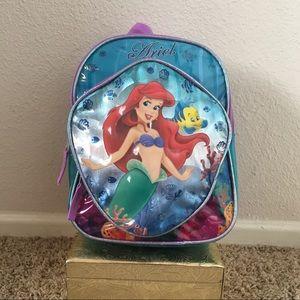 90s Little Mermaid Clear Bright Mini Bag Ariel