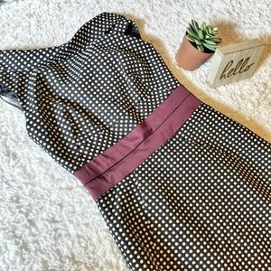 Donna Rico Polka Dot Dress