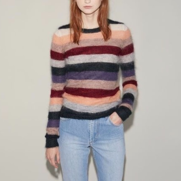 7402bd39377 Isabel Marant Étoile Cassy striped sweater