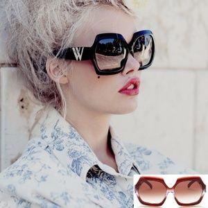 WILDFOX Riviera Square Sunglasses