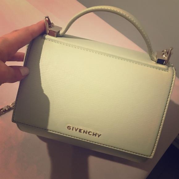 Givenchy Handbags - Givenchy pandora box mini side bag c62e30fb2cb50