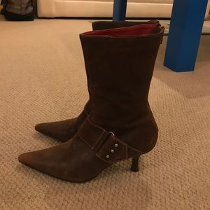 Shoes - Brown ankle boot