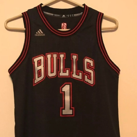 promo code 7715d 28abf Youth Limited edition Derrick Rose Jersey
