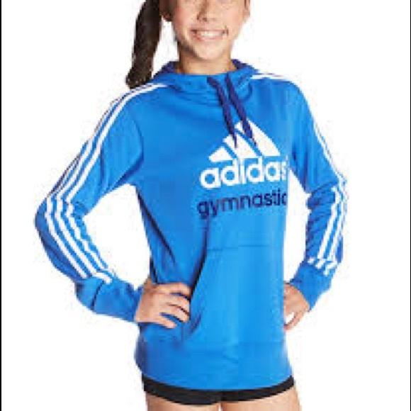 Adidas Gymnastics Training Hoodie