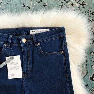 NWT ASOS | high waisted denim