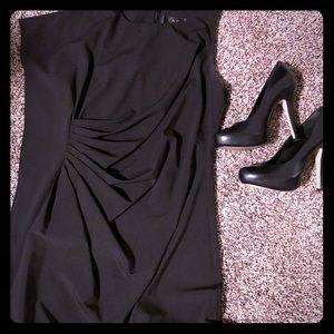 AX Paris Chic black mini dress