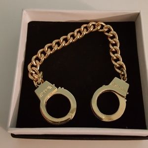 Jewelry - Handcuff bracelet
