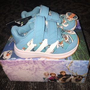 adidas Shoes - LIMITED EDITION ADIDAS DISNEY FROZEN TODDLER SHOE