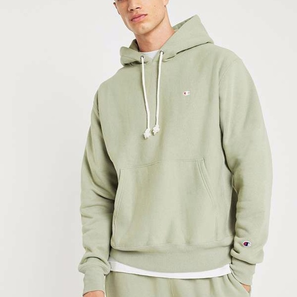 c3c8940f81e3 Champion Other - CHAMPION × UO Reverse Weave Hoodie Sample Sage