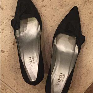 Closed toe evening heels!
