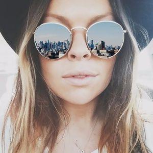 Accessories - Mirror Reflective Sunglasses