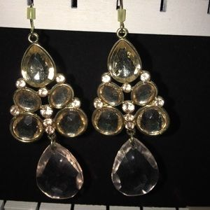 Claire's Statement Dangle Earrings
