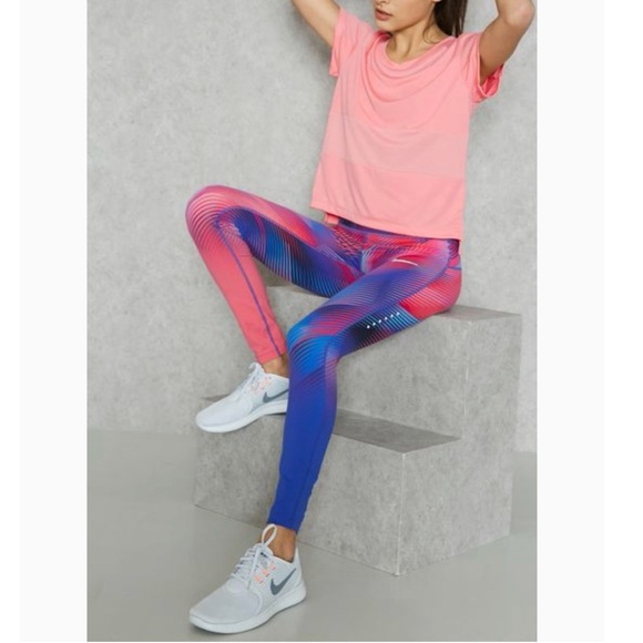99018e9b84d35f Nike Power Epic Lux Printed Running Tights. M_5a03dfd19818291fc901f280
