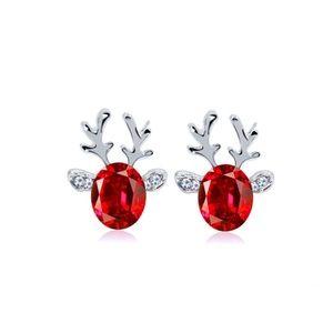 Fashion Reindeer Stud Earrings