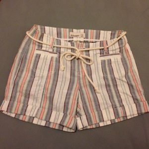 Old Navy women's shorts striped