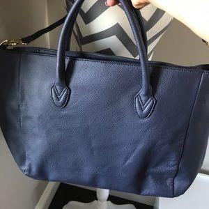 Brand new navy blue purse