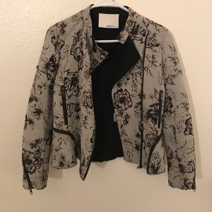 3.1 Philip Lim floral jacket