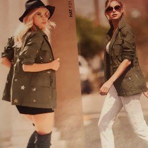 Xinzate army style jacket. Unisex.