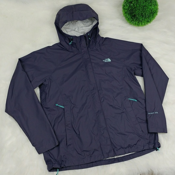 bce55dbaf The North Face HYVENT 2.5L rain jacket windbreaker