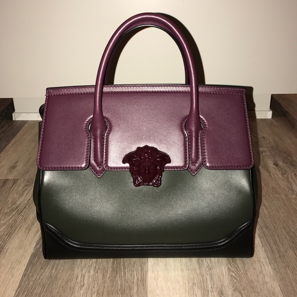 76f2d5bc7f Versace Palazzo Empire Handbag - Authentic