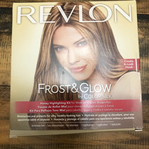Other Revlon Frost Glow Honey Highlight Kit Poshmark