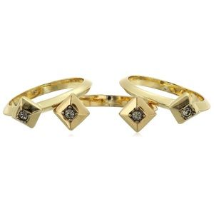 house of harlow // stackable ring set