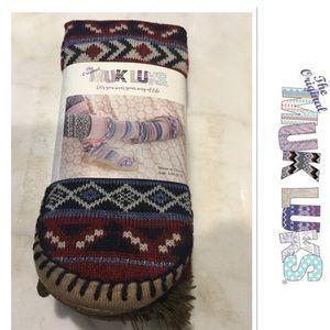 Tassel Slipper Socks