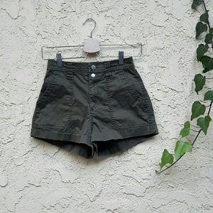 Nasty Gal live Shorts