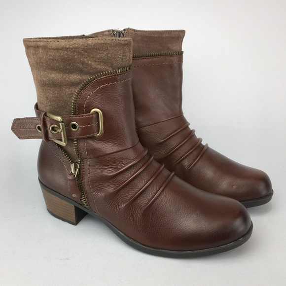 Earth Brook Slouch Boot (Women's) JRq2MZ