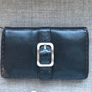 1 HR SALE Cole Haan Buttery Leather Wallet
