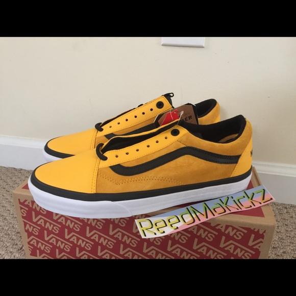 fd1c08450cd Vans x North Face old skool MTE DX TNF Yellow