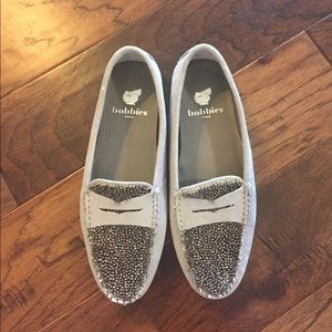 Bobbies Grey Loafers