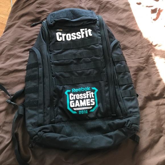 Reebok CrossFit Games 2016 Backpack. M 5a04605dfbf6f9ecc502e414