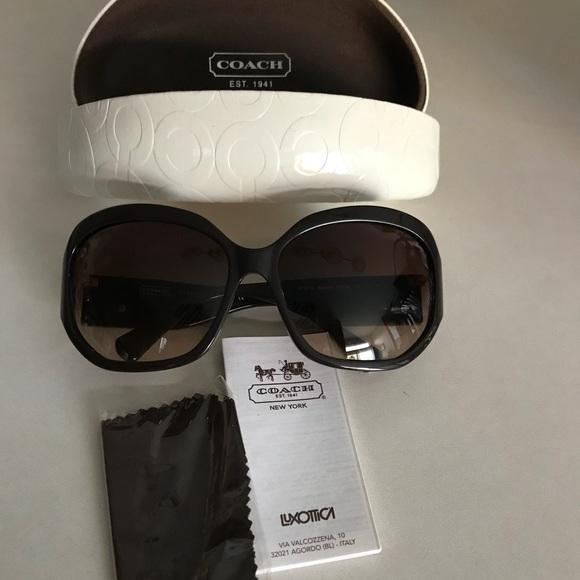 8da75c2c24bb5 Coach Accessories - Brown Coach Arabella sunglasses