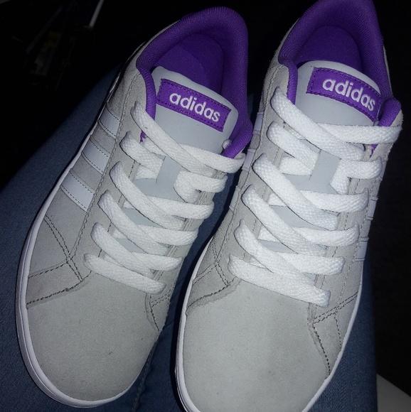 adidas Shoes | Purple Kids | Poshmark