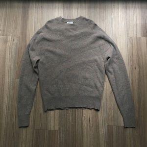 95fedf2c159f82 Uniqlo Sweaters | U Soft Lambs Wool Crewneck Sweater | Poshmark