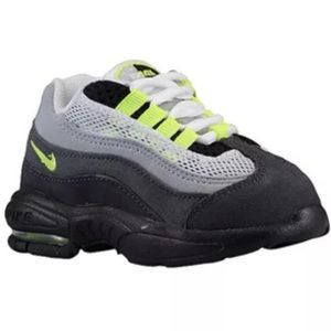 the latest 84894 20599 Nike Shoes - Nike Air max 95 baby toddler sneakers 3c