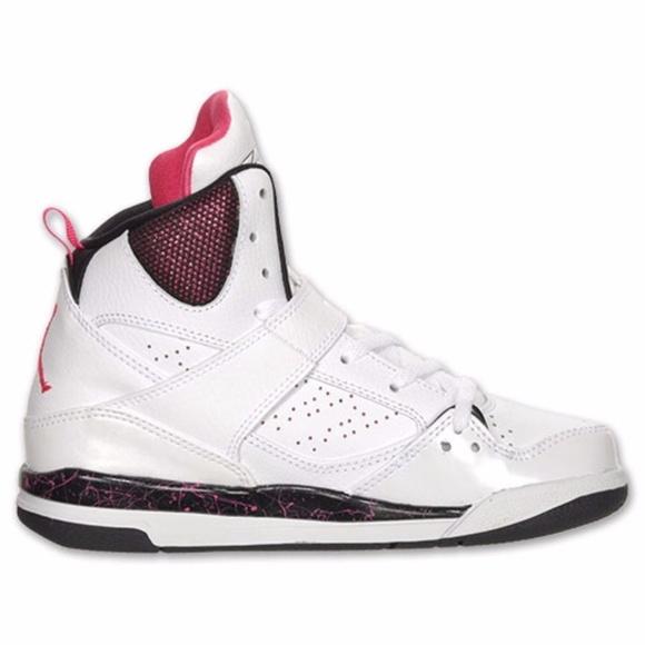 2692cc51649b58 Jordan Shoes - Nike Jordan Flight 45 High Basketball Shoes Size 9