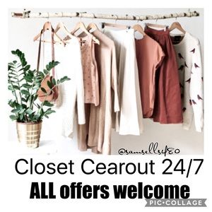 ALL OFFERS Welcome ☺️EVERYDAY CLEARANCE SALE FG
