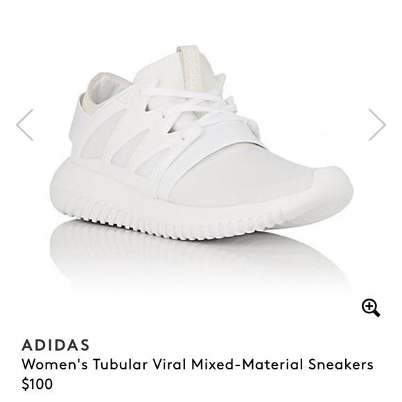 395c99d9ab05 adidas Shoes - Women s Adidas Tubular tennis shoes