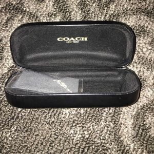 Coach Accessories - Coach sunglass case