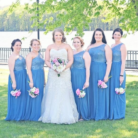 David\'s Bridal Dresses | Bridesmaid Dress | Poshmark