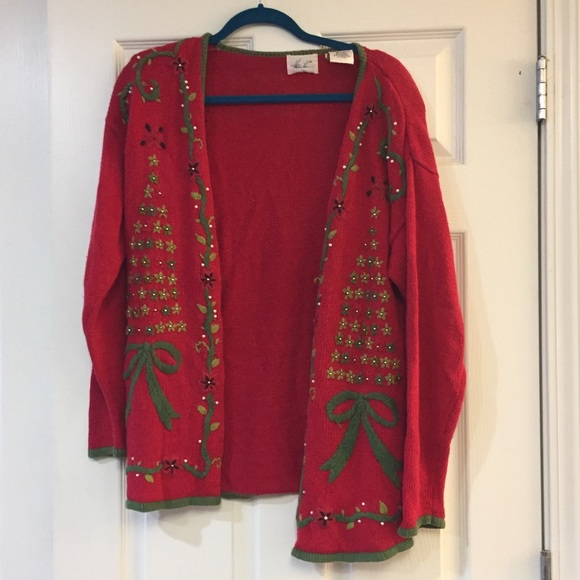 Sweaters - Kathy Lee Tacky Christmas Sweater