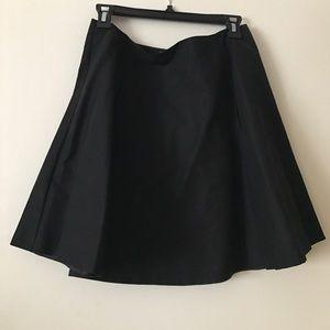 kate spade black skirt