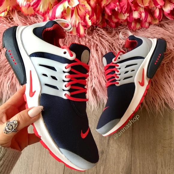 Nwt Nike ID Air Presto Custom 💙 e60689f92