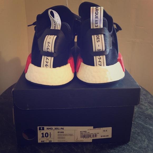 le adidas mens nmd rx1 105 nuovi in scatola poshmark