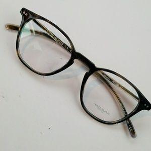 ea00929f68 Oliver Peoples Accessories - Oliver Peoples Hanks Glasses