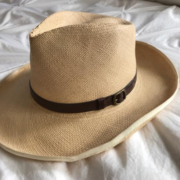 b01b09be1e2b2 Women s STETSON straw hat size M. M 5a048788bf6df5162d036fa4